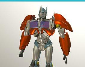 Optimus - Transformers 3D asset