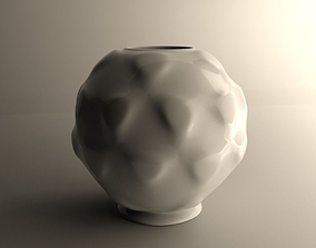 3D print model Sphere flowerpot BIG