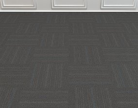 3D model Carpet Tile 01