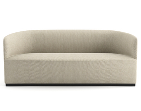 Tearoom Sofa by MENU 3D