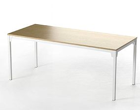 Frankfurt Table simplicity 3D