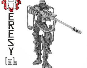 Heresylab - Steam Punk Dukson Goose 3D printable model