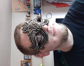 3D printable model masquerade1 deco