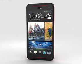 3D model HTC Butterfly S Red