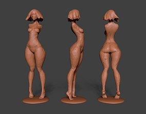 3D print model Clay Girl
