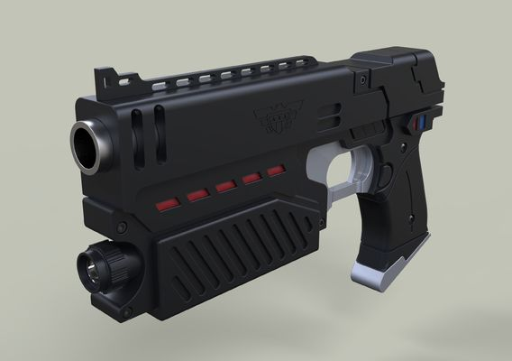 Lawgiver from Judge Dredd