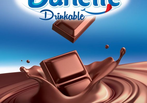 Danette Package lable
