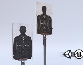 PBR Assets - Shooting Range Machine 3D model