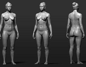3D woman Woman