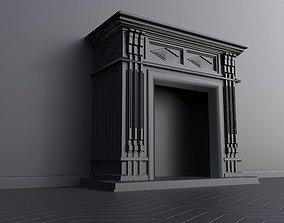 FIREPLACE 3D interior
