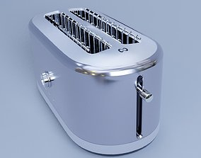 3D model kitchen aid bread toaster