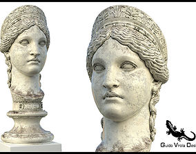 3D model Old Bust of Hera