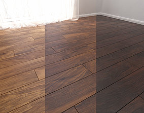 Parquet Floor Vintage Narrow 3D