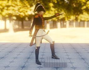 General Charles Victoire Emmanuel 3D model