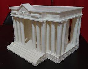 Saint Seiya - Taurus Temple - Templo Tauro 3D print model