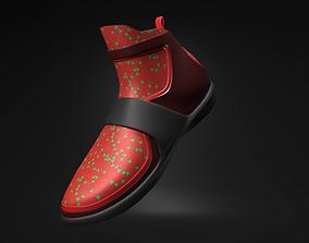 3D model Shoes Motion Graphics Advertisement