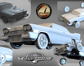 Plymoth 3D print model