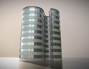 City Building Design S-1 3D PBR
