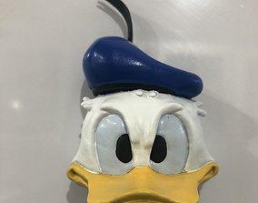 Donald Duck Fridge Magnet 3D printable model
