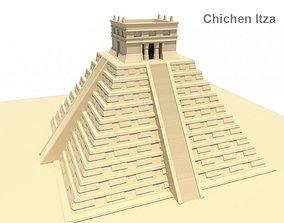 3D Chichen Itza
