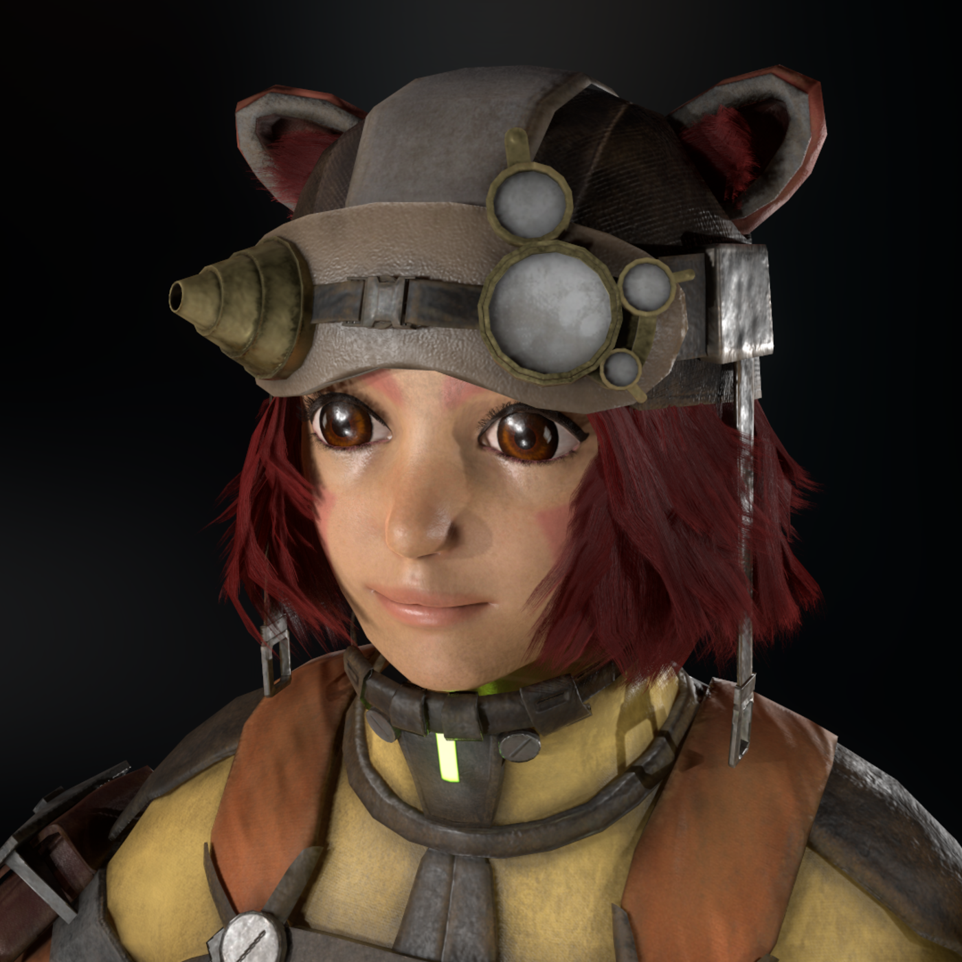 Mechanical Girl