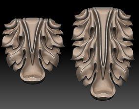 3D print model Decor vertical art