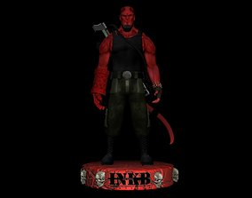 Hellboy-InkB 3D print model