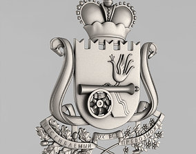 3D printable model The emblem of Smolensk region