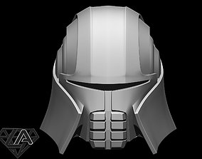 Star Wars Starkiller Sith helmet 3D printable model