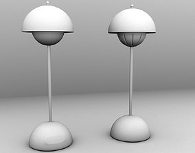 Bluetooth Table Lamp 3D model