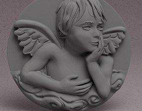 3D print model Angel Cherub