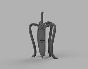 Sword Mimic 3D printable model