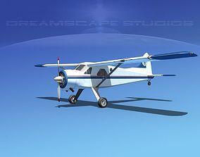 Dehaviland DH-2 Beaver SL07 3D model