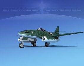 Messerschmitt ME-262A1 Swallow V04 3D