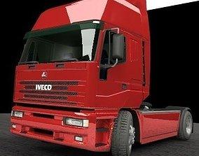 3D model IVECO eurotruck 840