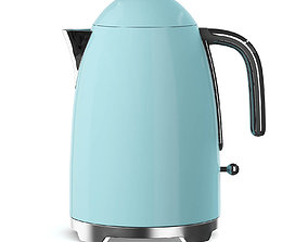 Electric Kettle 3D Model kettle