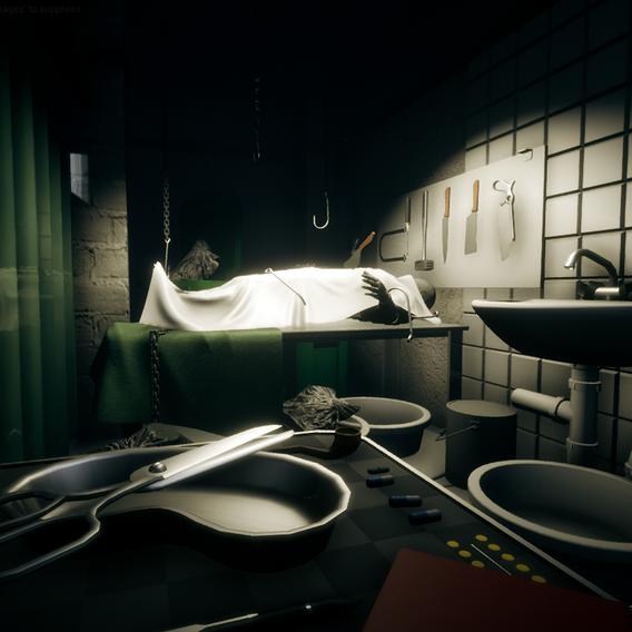 Maniac's Room