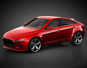 Mitsubishi Lancer Sportback 3D model