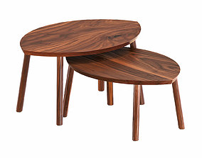 3D model STOCKHOLM COFFEE TABLE