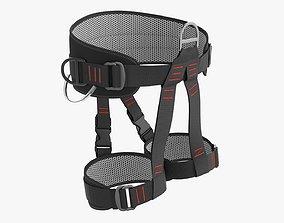 3D Climbing harness adjustable