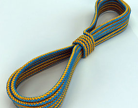 3D rope for climbing