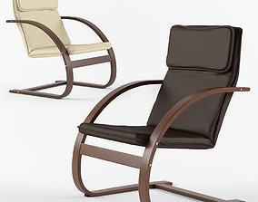 3D model JYSK TUNE armchair