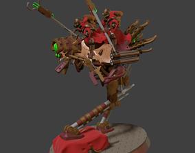 fi 3D print model Dark Mech Dragoon