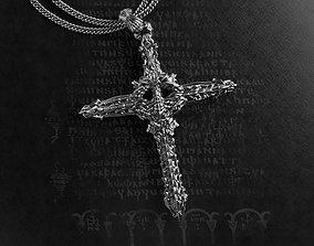 3D printable model Requiem Biomechanic Cross