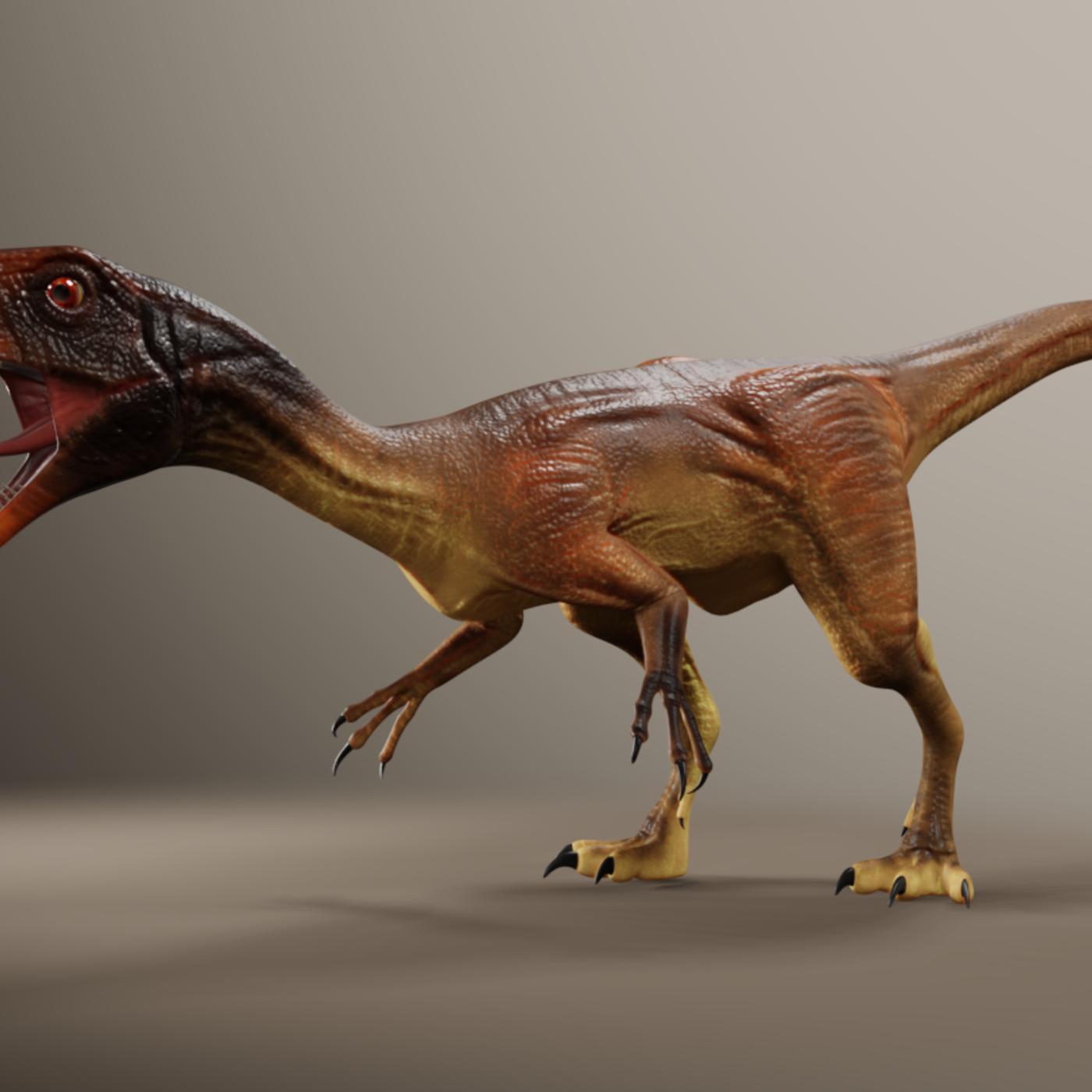 Daemonosaurus - Prehistoric Fury