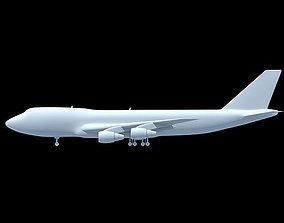 Detailed Model of Boeing 747