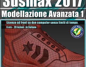 023 3ds max 2017 Modellazione Avanzata 1 v23 Italiano 1