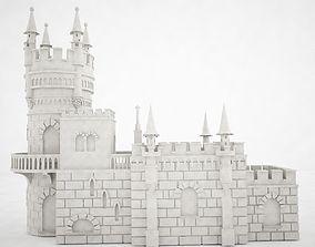 3D asset Historic Rampart