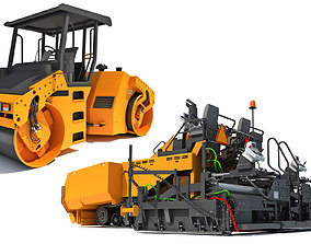 3D Public Works Machines