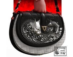 3D model Nabis Handbag
